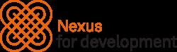 Nexus for Development logo