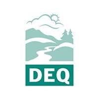 Oregon Department of Environmental Quality logo