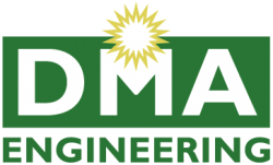 DMA Engineering logo