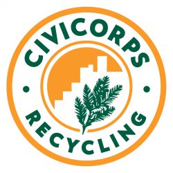 CivicorpsRecyclingLogoRound