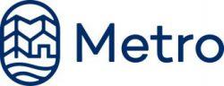 Metro logo standard - 302C Blue-small