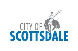 Scottsdale city symbol in standard color scheme, JPG format.
