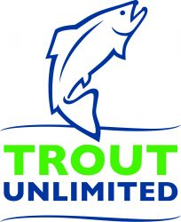 TROUT UNLIMITED NEW TROUT adj 2-color A