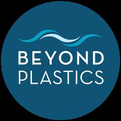 Beyond Plastics - blue min round - web 1080px